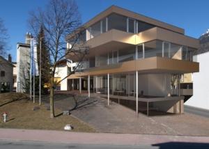Visualisierung Verwaltungsgebäude - Projektwettbewerb - matt architekten gmbh, Mauren (FL)