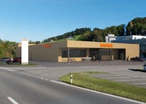Visualisierung Migros Supermarkt - architekten : rlc ag, Rheineck