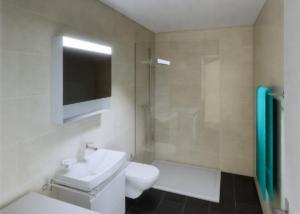 Visualisierung Bad, bauwelt architekten ag, Biel